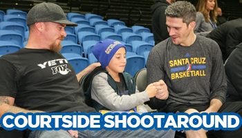Santa Cruz Warriors v Oklahoma City Blue